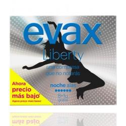 Evax Liberty Noche Alas 9 uds