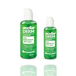 Acofarderm Body Gel Aloe Vera Concentrado 250 ml