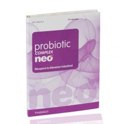 Neovital Probiotic Complex Neo 15 Cápsulas