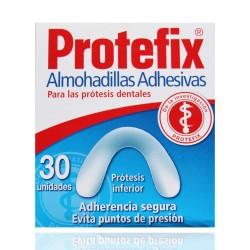 Protefix Almohadilla Adhesiva Maxilar Inferior 30 unidades