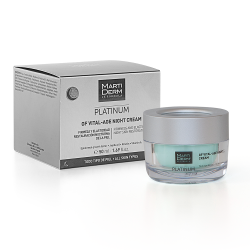 Martiderm Platinum GF Vital - Age Night Cream 50ML