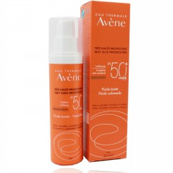 AVÈNE EMULSION 50+ COLOR 50 ML