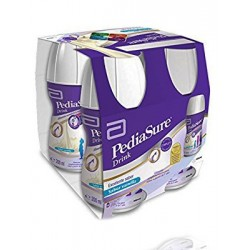 Pediasure Drink Vainilla 4x200 ml