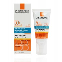 La Roche Posay Anthelios Ultra Spf 50+ BB Cream con Color 50 ml