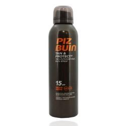 Piz Buin Tan & Protect FPS 15 Spray Intensificador 150 ml
