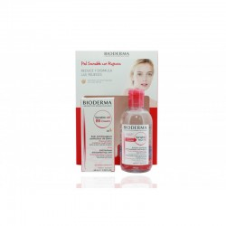 BIODERMA Sensibio AR BB Cream SPF30  Perfeccionador dermatológico Tubo 40 ml