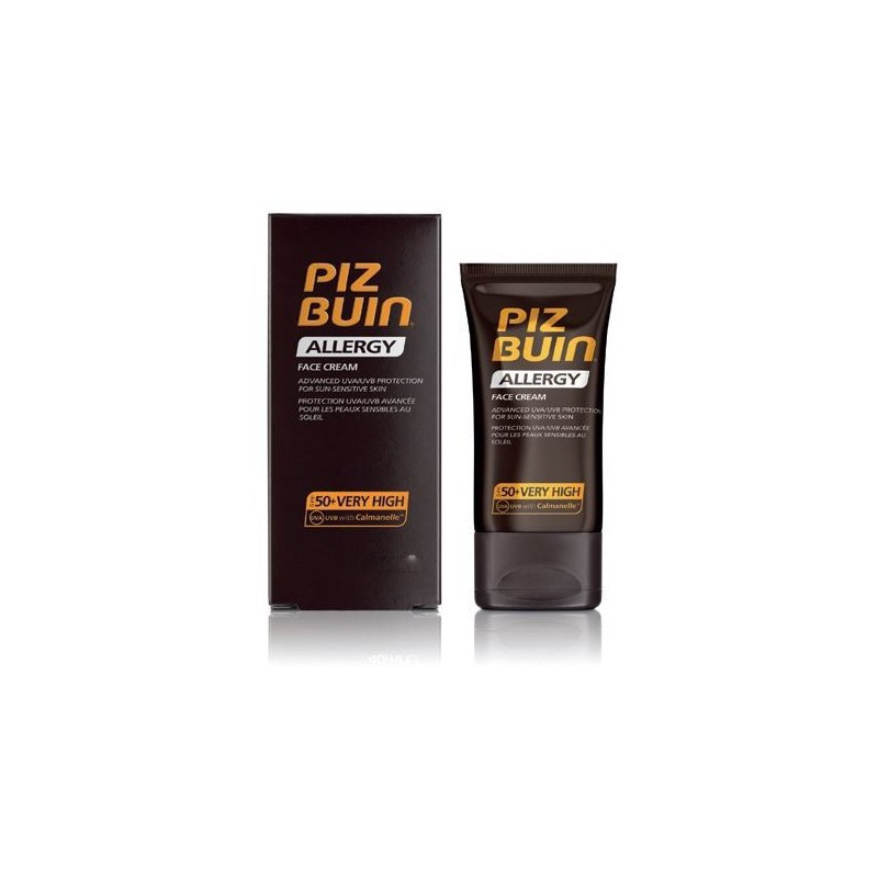 PIZ BUIN Allergy Face Cream 50+ SPF 40ml