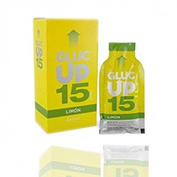 Gluc Up 15 Sabor Limon 10 Stick 15G