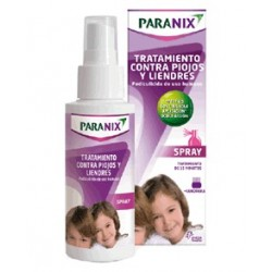 Paranix Tratamiento Piojos y Liendres Spray 100 ml + Lendrera