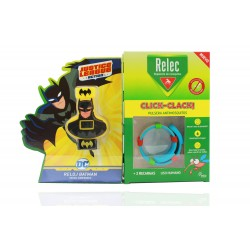 Relec Pulsera Antimosquitos + Regalo Reloj Batman