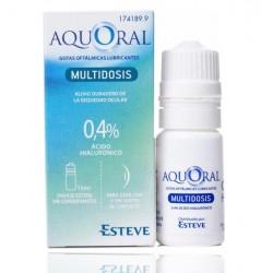 Aquoral Multidosis 0.4% 10ML