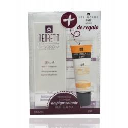 Neoretin Pack Discrom Serum 30 ml + Heliocare 360º Gel 25 ml