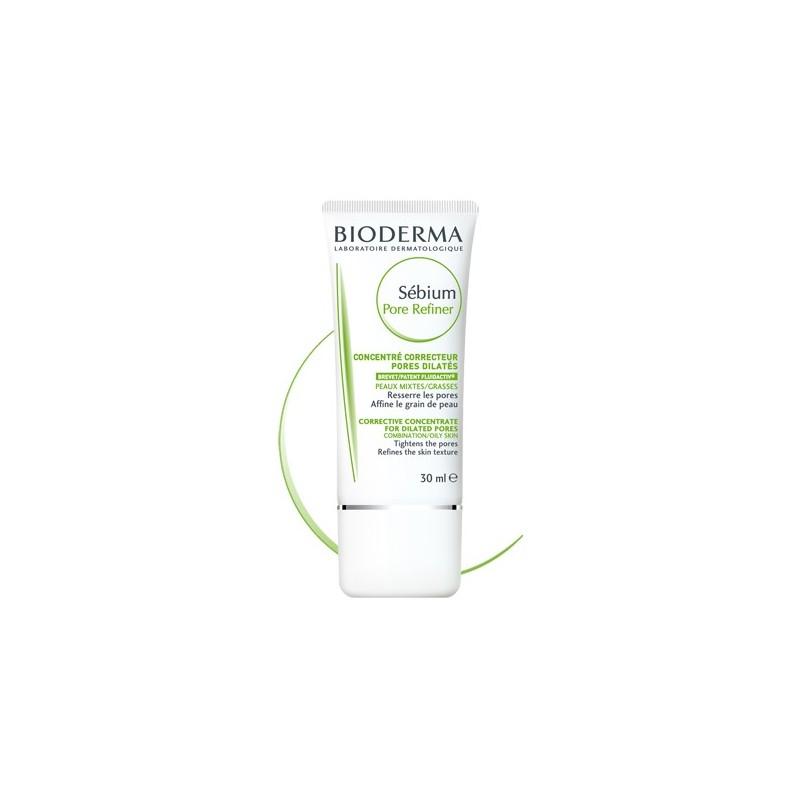 BIODERMA Sébium Pore Refiner  Crema afinadora de poros matificante Tubo 30 ml