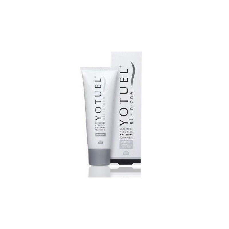Yotuel Dentifrico Coolmint Blanqueador All In One 75 ml