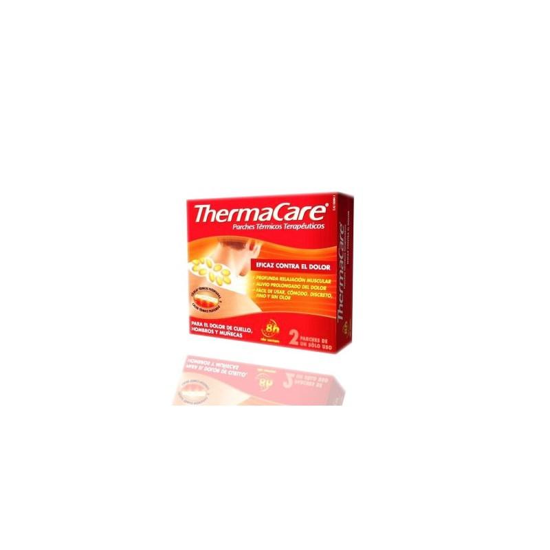 Thermacare Cuello Hombros y Muñecas Parche Termico 2 uds