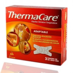 Thermacare Adaptable Parches Termicos 3 uds