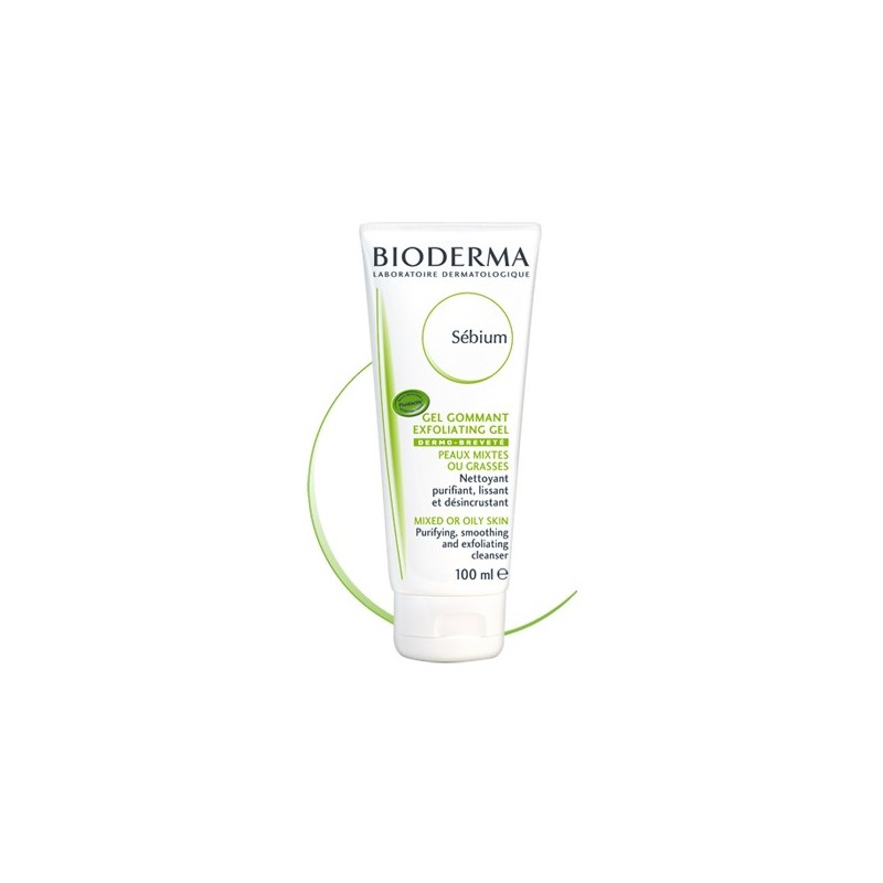 BIODERMA Sébium Gel Exfoliante  Exfoliantes específico pieles grasas Tubo 100 ml
