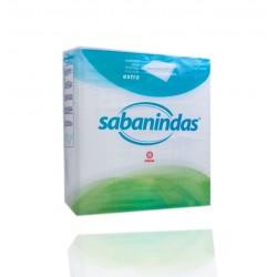 Sabanindas Protegecamas Normal 60x90 cm 25 uds