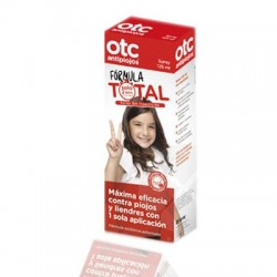 OTC Antipiojos Formula Total Spray 125 ml