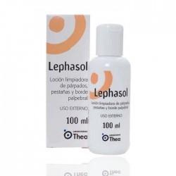 Lephasol Limpieza Parpados 100 ml