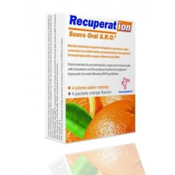 Recuperation Naranja 4 Sobres
