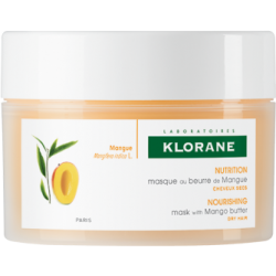Klorane Mascarilla Capilar Mango 150 ml