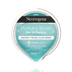 Neutrogena Mascarilla Facial Express Purificante 10 ml