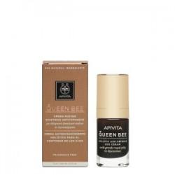 Apivita Queen Bee Holistica Antienvejecimiento Contorno de Ojos 15 ml