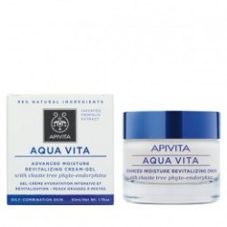 Apivita Aqua Vita Crema Hidratante - Pieles Grasas/Mixtas 50 ml