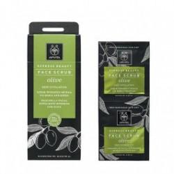 Apivita Express Beauty Crema Exfoliación Profunda 2X8 ml
