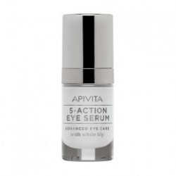 Apivita 5-Action Eye Serum Contorno Ojos 15 ml