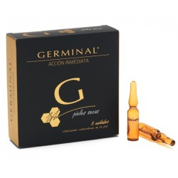 Germinal Accion Inmediata Pieles Secas 5 Ampollas 1.5 ml