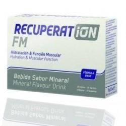 Recuperation FM Sabor Mineral 20 Sobres