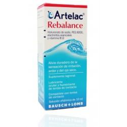 Artelac Rebalance multidosis 10 ml.