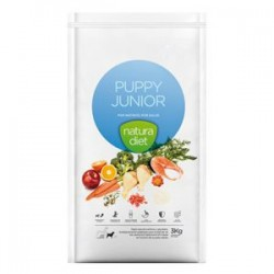 Natura Diet Puppy Junior 3 Kg