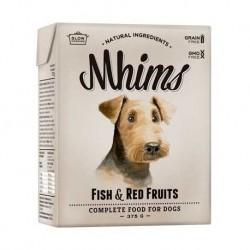 Mhims Alimento Perros con Pescado y Frutos Rojos 375 g