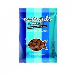 Moments Snack para Perros - Salmon 60 g