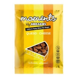 Moments Snack para Perros - Queso 60 g