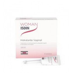 ISDIN Woman Hidratante Vaginal 12 Uni 6 ml (Antiguo Velastisa)