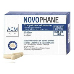 Novophane ACM  60 Capsulas