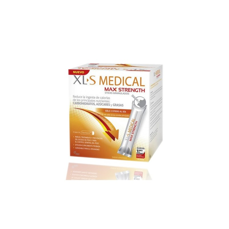XLS Medical Max Strength Sticks
