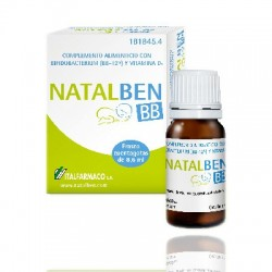 Natalben BB Frasco 8.6 ml