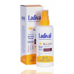 Ladival Spray Fotoprotector y Bronceador SPF50 150 ml