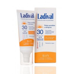 Ladival Gel Crema Fotoprotector SPF30 Piel Sensible 50 ml