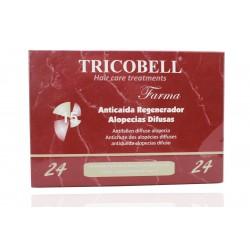 TRICOBELL ALOPECIAS DIFUSAS 24 uds 24 amp.10ml