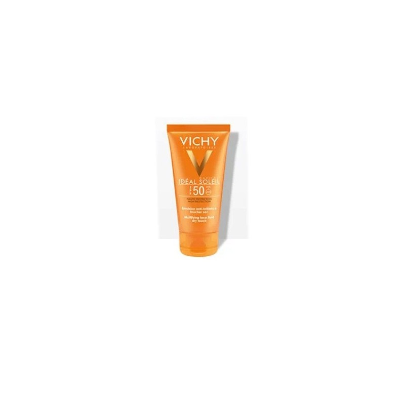 Vichy Ideal Soleil SPF50 Emulsion Anti-Brillo 50 ml