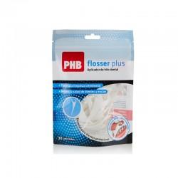 Phb Flosser Aplicador Hilo Dental 30 unidades