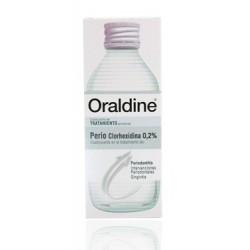 Oraldine Tratamiento Periodontal 400 ml