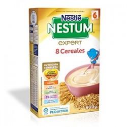 Nestlé Nestum Papilla 8 Cereales 600g