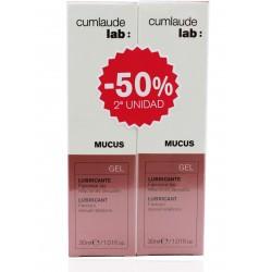 Rilastil Cumlaude Duplo Mucus Gel 2x30 ml
